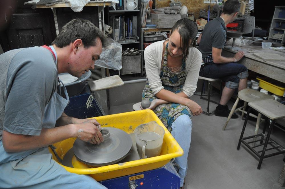 Pottery Classes